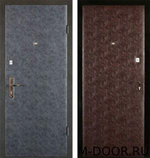 дверь с винилискожей с двух сторон купить на заказ