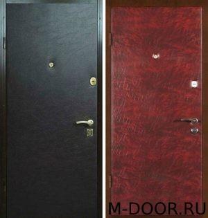 дверь с винилискожей купить на заказ недорого