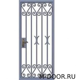Решетчатая дверь РД-10 3