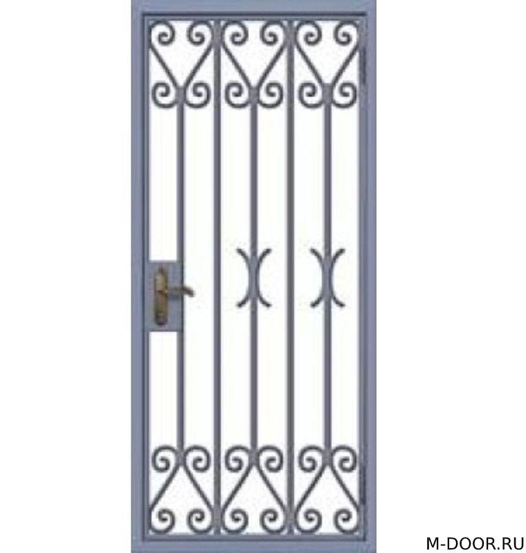 Решетчатая дверь РД-10