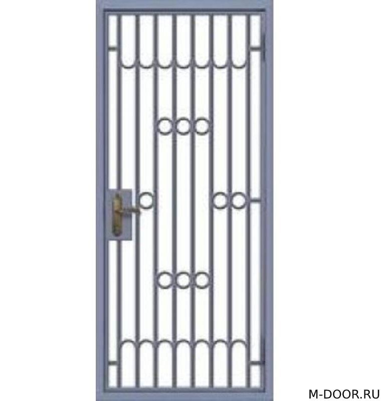 Решетчатая дверь РД-11