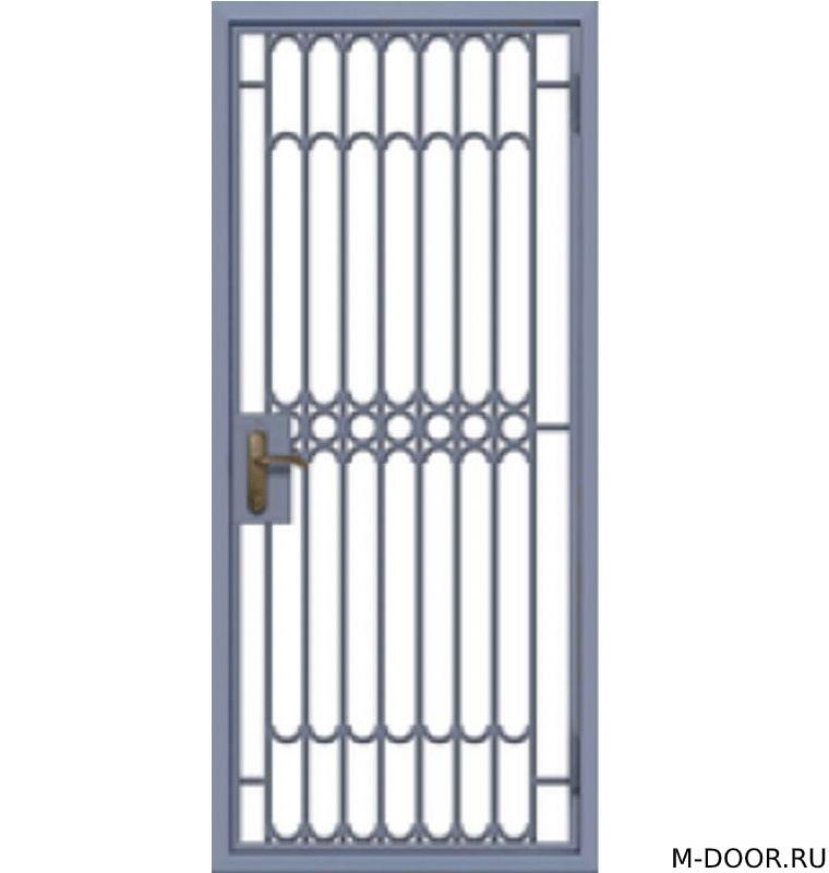Решетчатая дверь РД-12