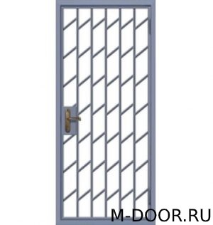 Решетчатая дверь РД-2