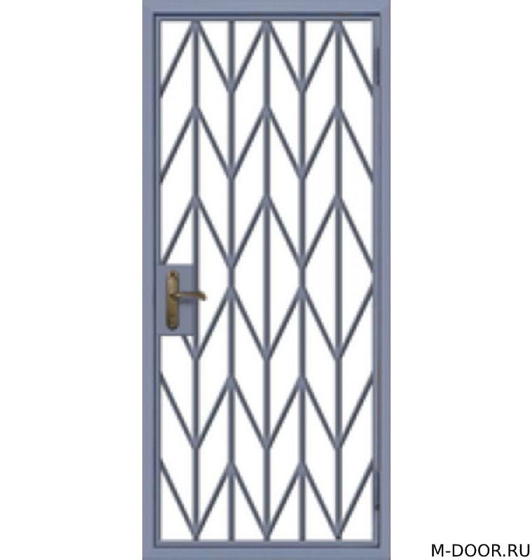 Решетчатая дверь РД-3