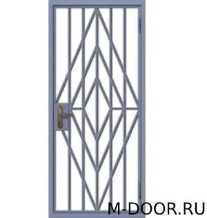 Решетчатая дверь РД-4 4