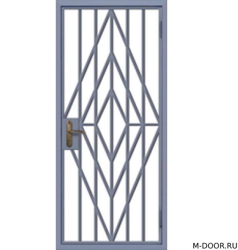 Решетчатая дверь РД-4