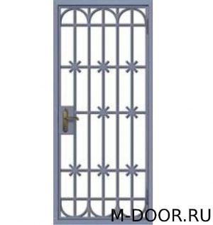 Решетчатая дверь РД-5