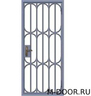 Решетчатая дверь РД-7