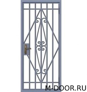 Решетчатая дверь РД-9 1