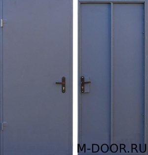 Техническая дверь (Скелет) купить на заказ недорого