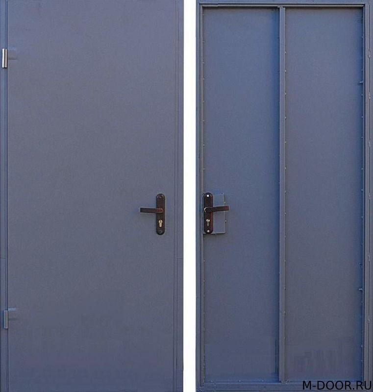Техническая дверь (Скелет)
