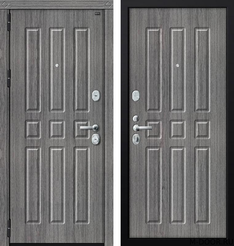 Металлическая дверь с терморазрывом МДФ