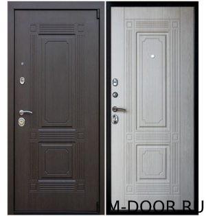 Стальная дверь с терморазрывом МДФ Винорит