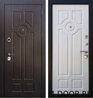Входная стальная дверь МДФ с двух сторон 9