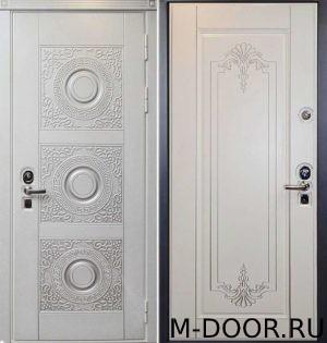Стальная дверь Винорит с двух сторон 2