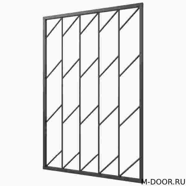 Решетка на окна в квартиру купить на заказ недорого