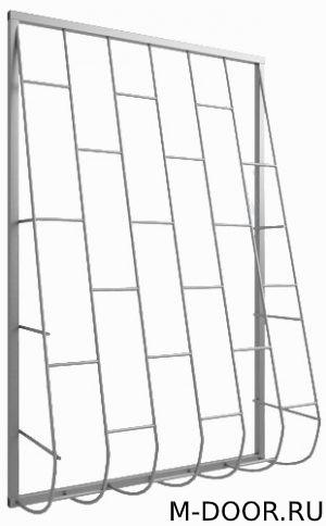 Дутая оконная решетка 003 2
