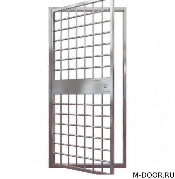 Решетчатая дверь КХН купить в Москве