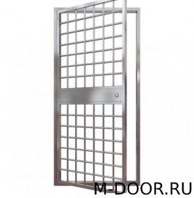 Решетчатая дверь для КХН