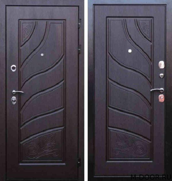купить входную дверь с терморазрывом в загородный дом