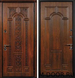 Стальная дверь Рафаэль МДФ (ПВХ) 4