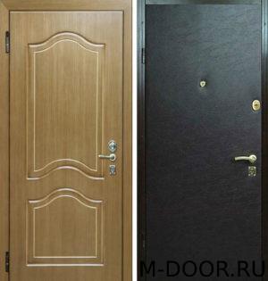 Металлическая дверь Аватар с отделкой винилискожа и МДФ 4